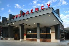 Hospital ER Exterior