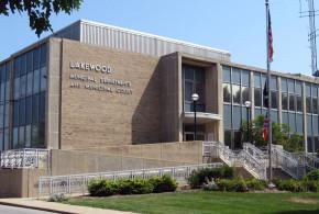 Lakewood City Hall Stock