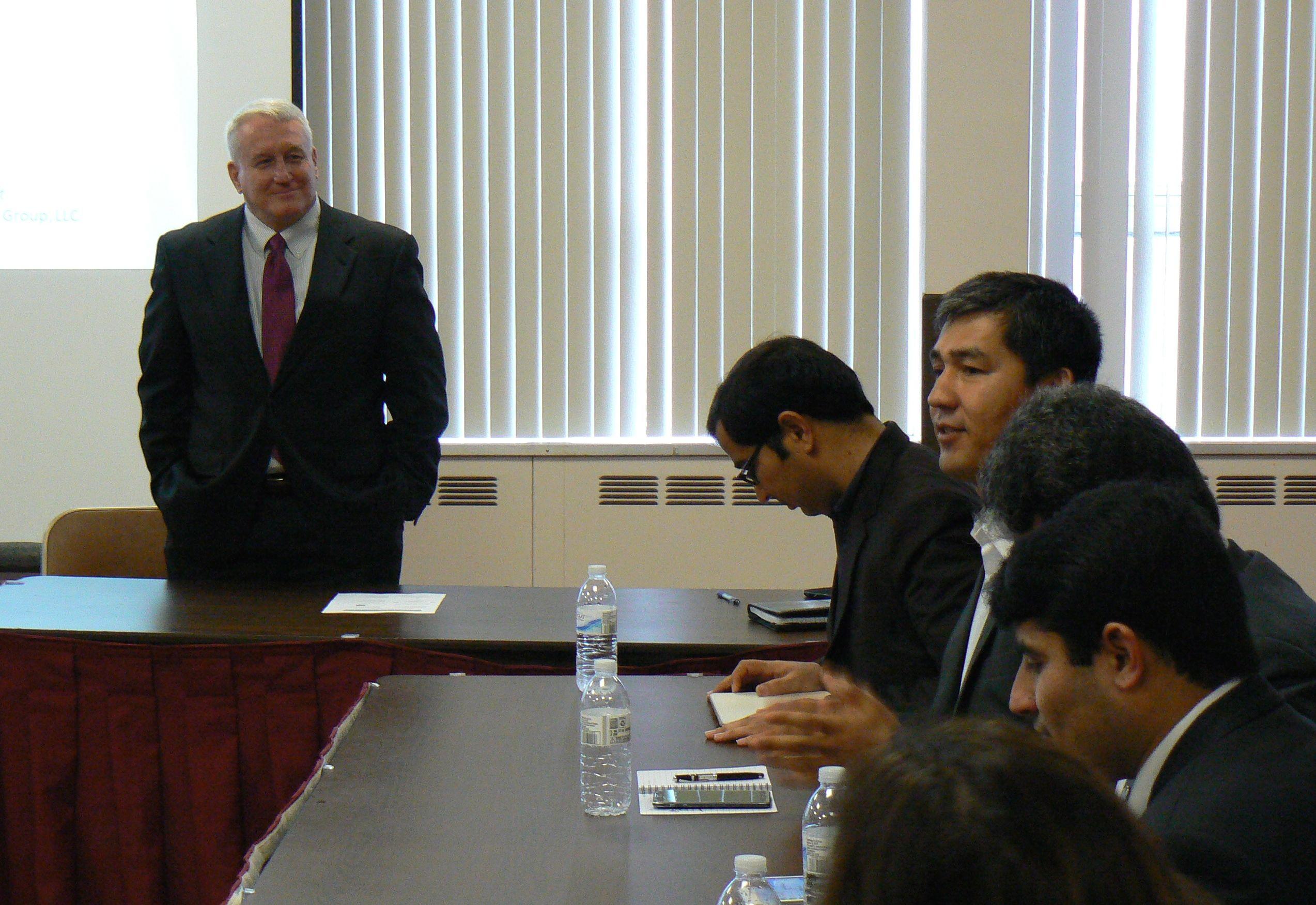 Afghan Delegation 2