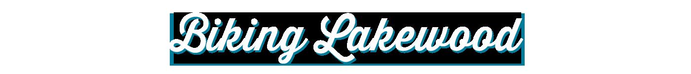 Biking Lakewood