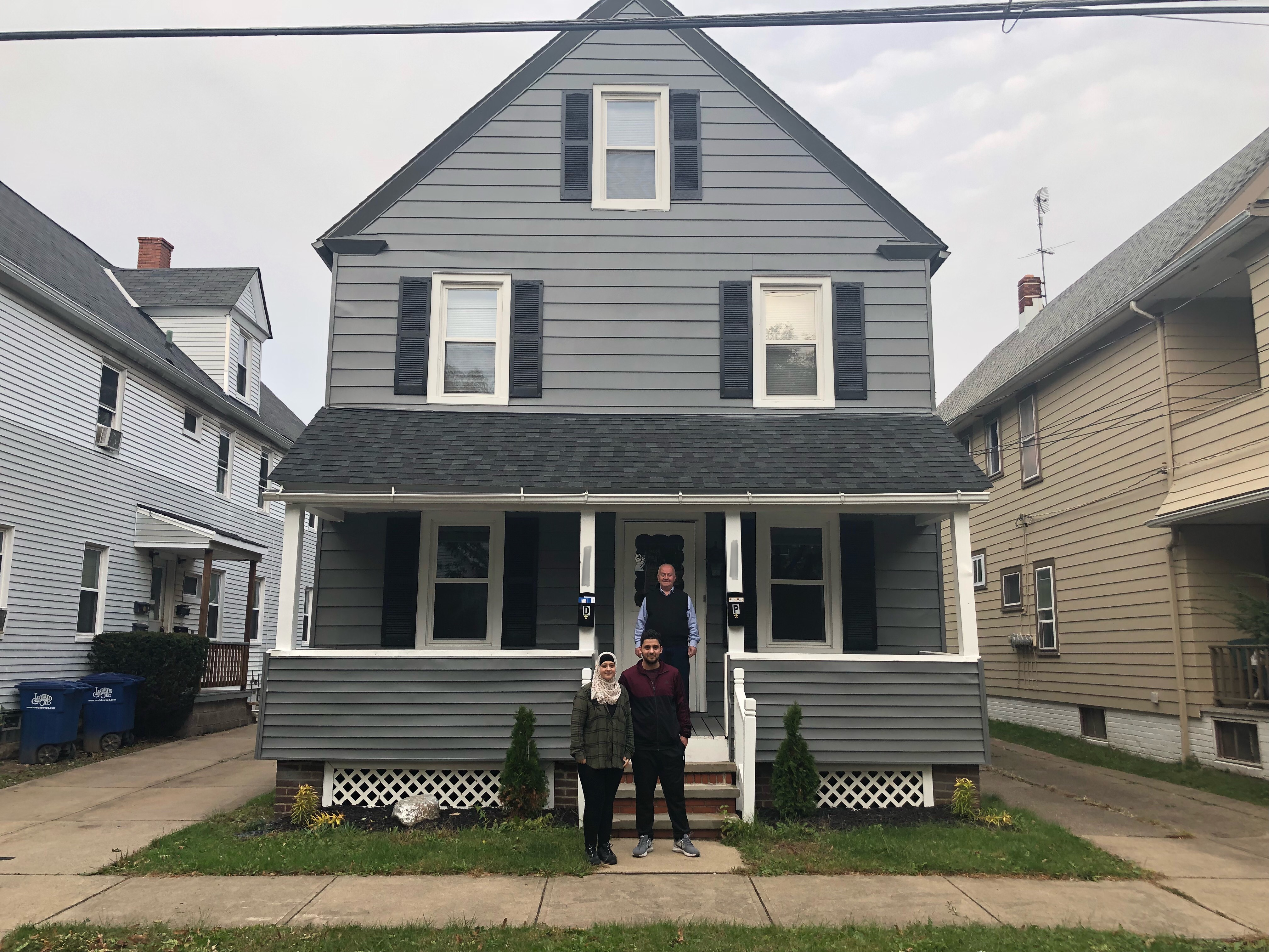 HOME Program Attracts First Time Home Buyers to Lakewood